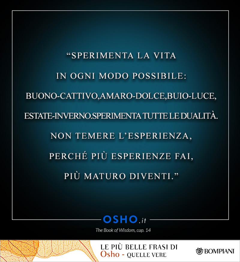 60 # Sperimenta la vita
