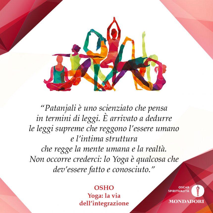 #5 lo Yoga è qualcosa che dev'essere fatto e conosciuto