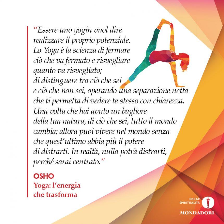 #36 Essere uno yogin