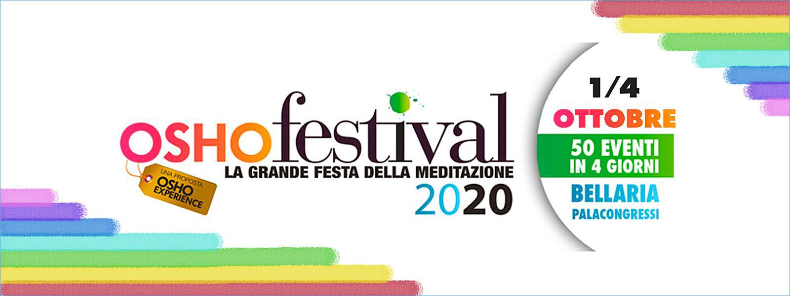 OSHO FESTIVAL 2020